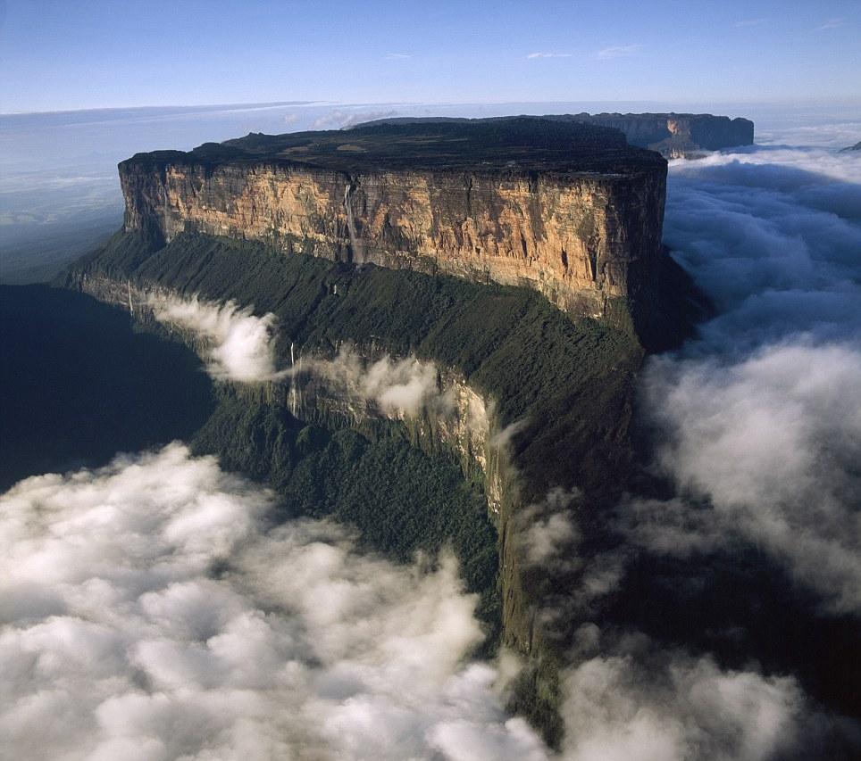 Il Monte Roraima