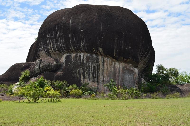 Pedra Pintada - Roraima