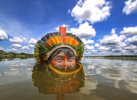 Le spettacolari foto di Ricardo Stuckert sugli indios Brasiliani