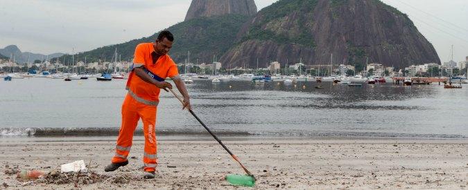 Rio de Janeiro - rifiuti