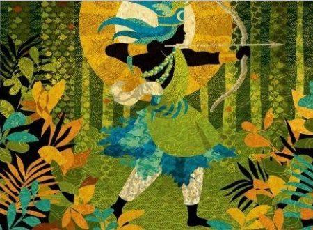 Viaggio a Bahia: Tre poesie per Oxossi