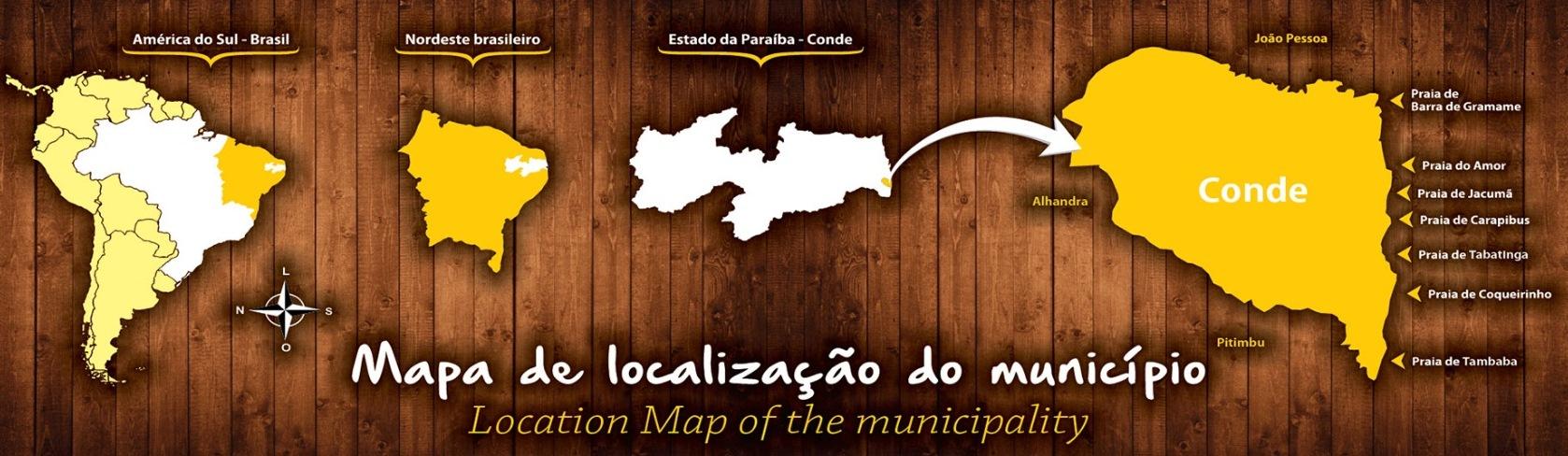 Carapibus - http://www.costadocondepb.com.br