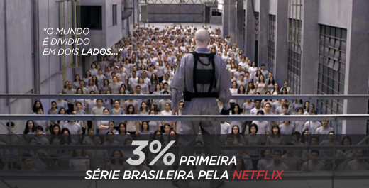 3% su Netflix: il mondo è diviso in due..