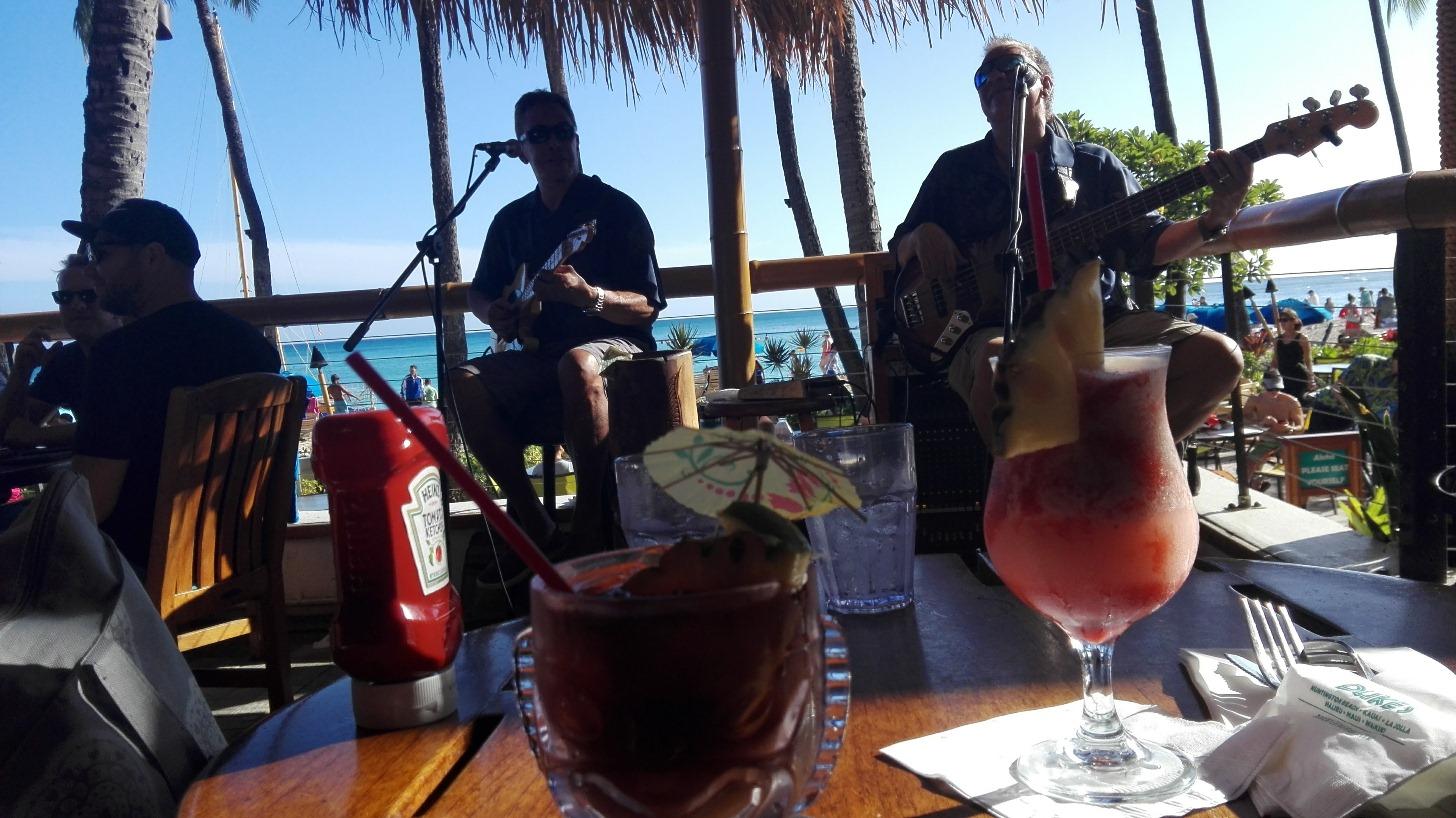 Musica dal vivo al Duke di Waikiki