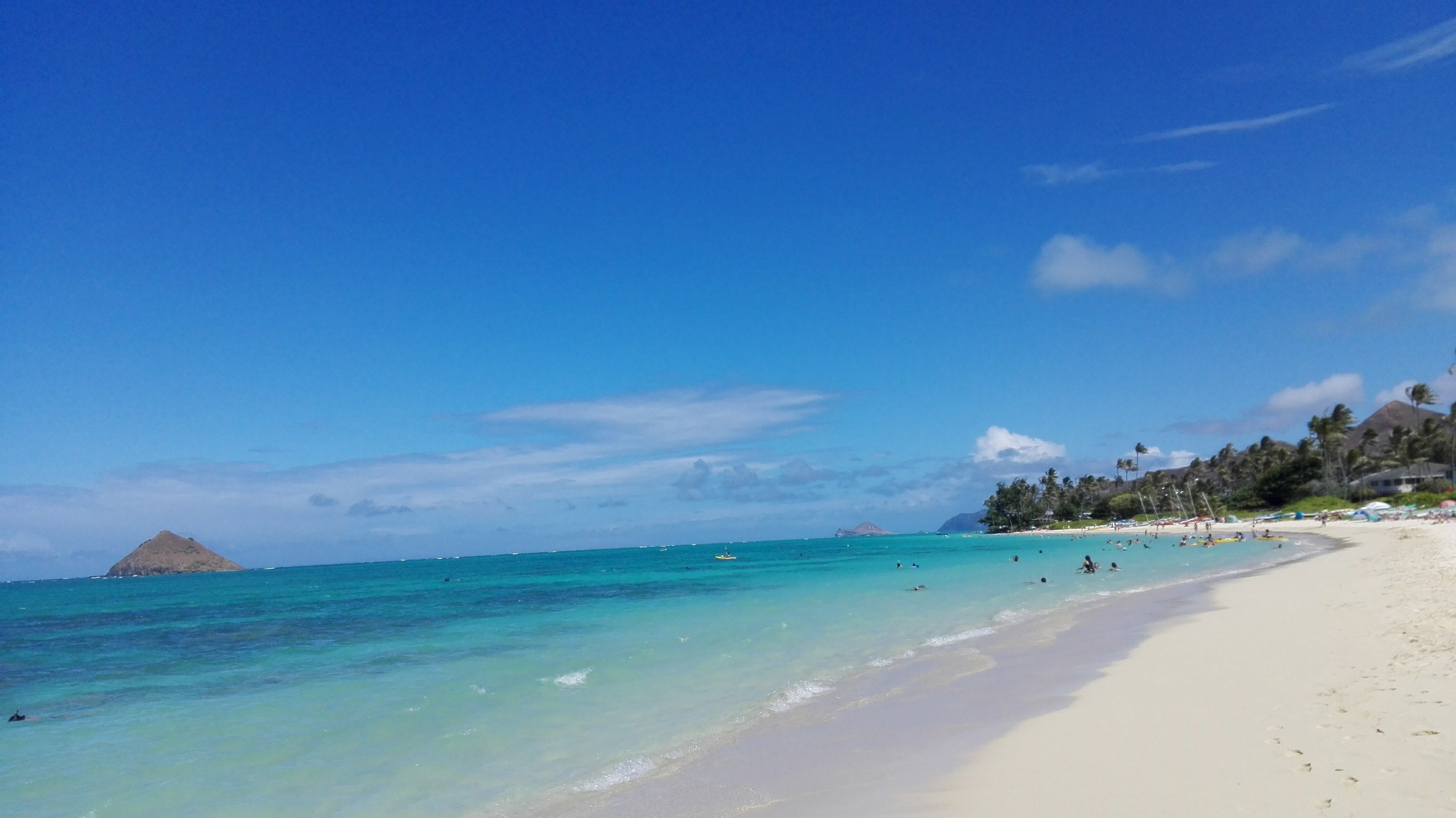 LANIKAI BEACH - HAWAII