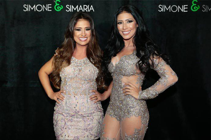 Simone e Samaria Reveillon Fortaleza