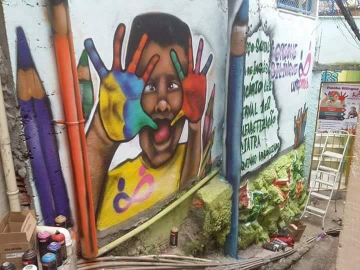 progetto favela rocinha rio de janeiro