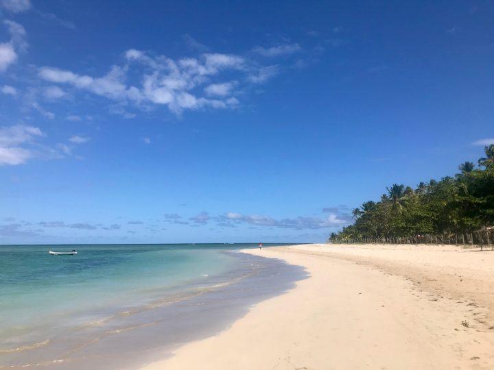 Isola di Boipeba - spiaggia
