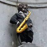 Di bimbi piscioni e leggende: il Manneken Pis di  Bruxelles