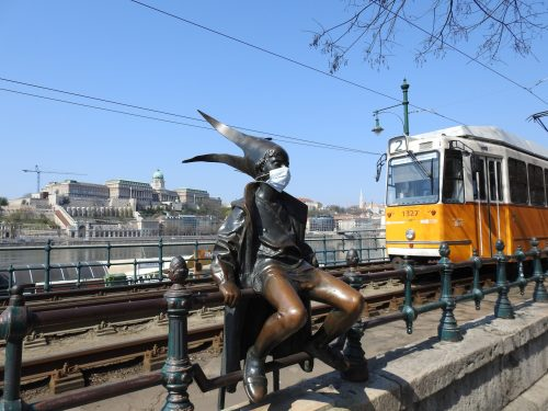 Il 2020 a Budapest