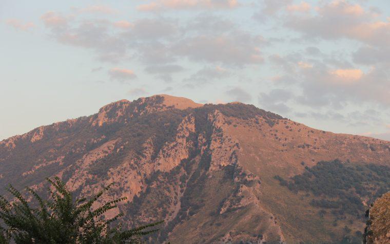 Itinerari cilentani – Il Monte Bulgheria: il Leone che dorme
