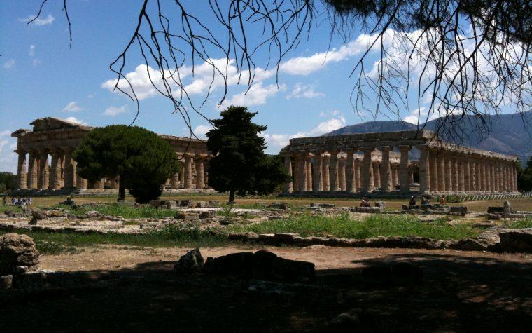Itinerari cilentani: Grecia e Roma nella magnificenza di Paestum.