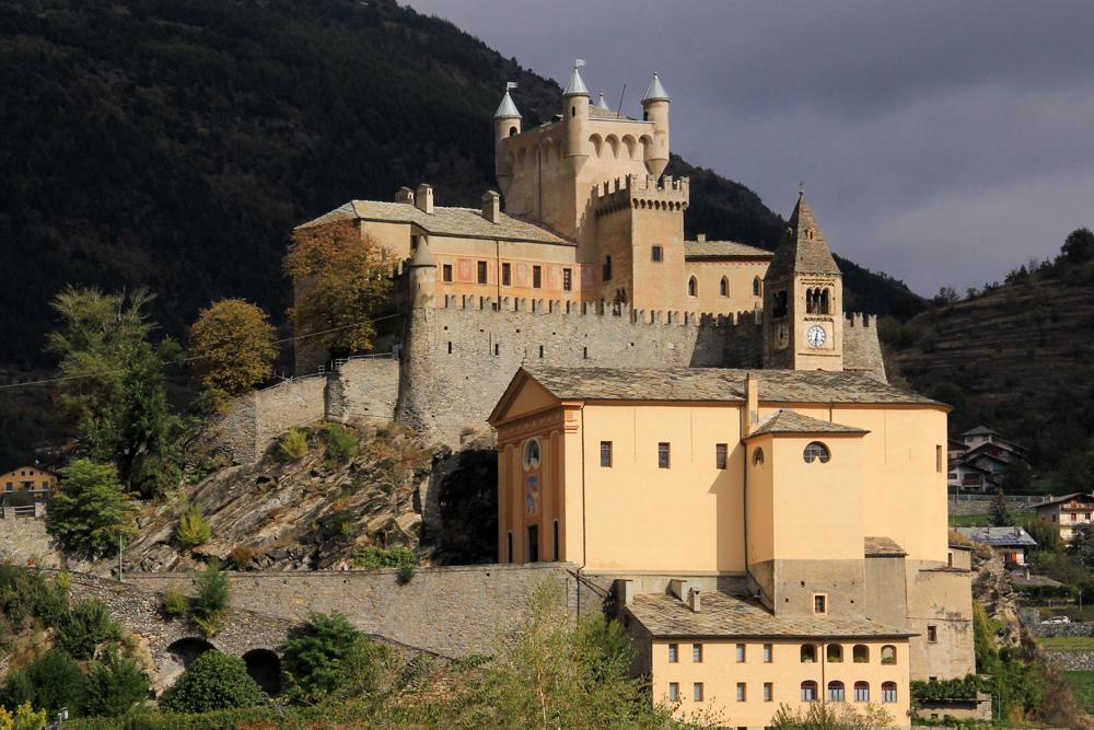 Castello di Saint Pierre 1