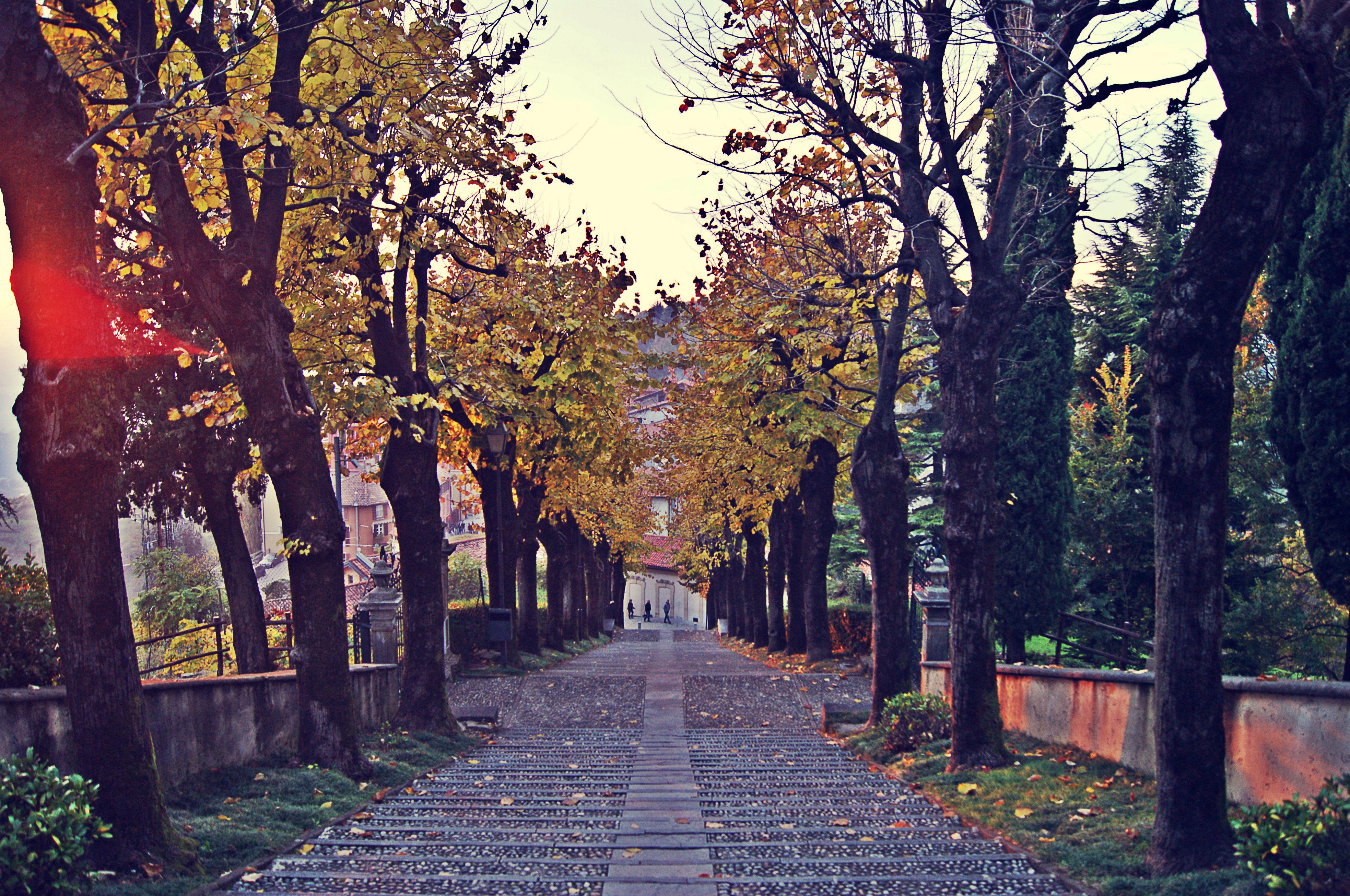 Brianza: Tramonto romantico a Montevecchia | Crescere Viaggiando