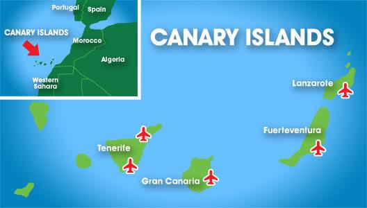 Trasferirsi a Tenerife e nelle isole Canarie: ecco a chi conviene