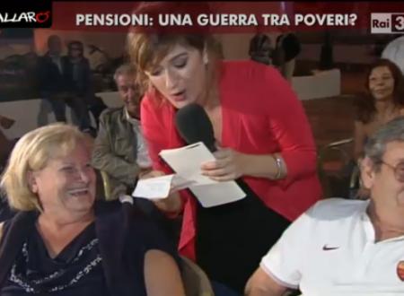 Ballarò a Tenerife intervista i pensionati italiani scappati dall'Italia