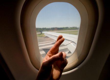 Aerofobia. Paura di volare: 8 consigli per affrontarla