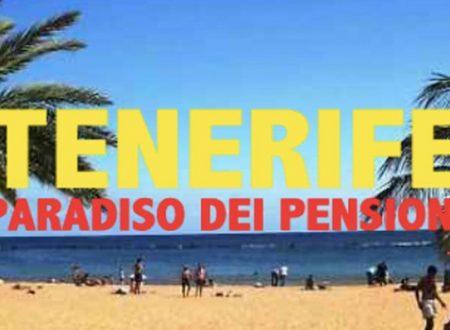 """Pensionato a Tenerife: """"In Italia contavo le monetine, qua vado spesso a cena fuori"""""""