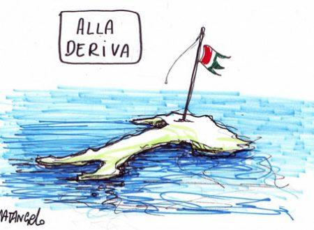 Italia alla deriva nel menefreghismo più totale. Non resta che EMIGRARE…