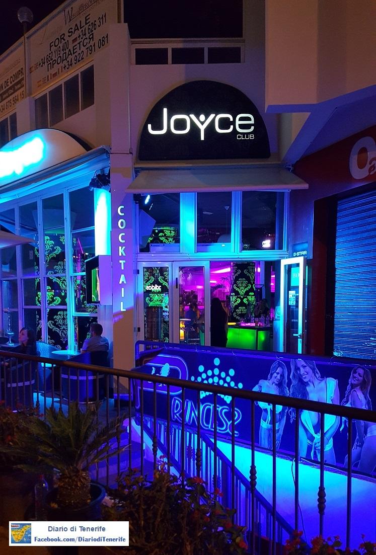Joyce Las Americas