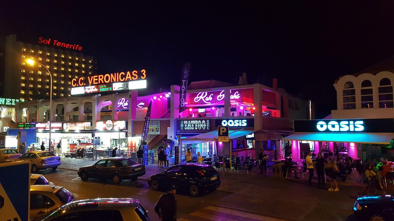Oasis Tatoo Las Veronicas