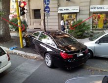 Parcheggi: l'immensa differenza tra l'Italia e Tenerife