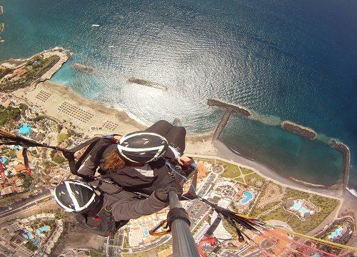 Parapendio a Tenerife: ecco tutte le informazioni utili e qualche video
