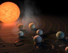 Chiamare i 7 pianeti scoperti dalla Nasa come le Isole Canarie: Sostieni l'iniziativa!