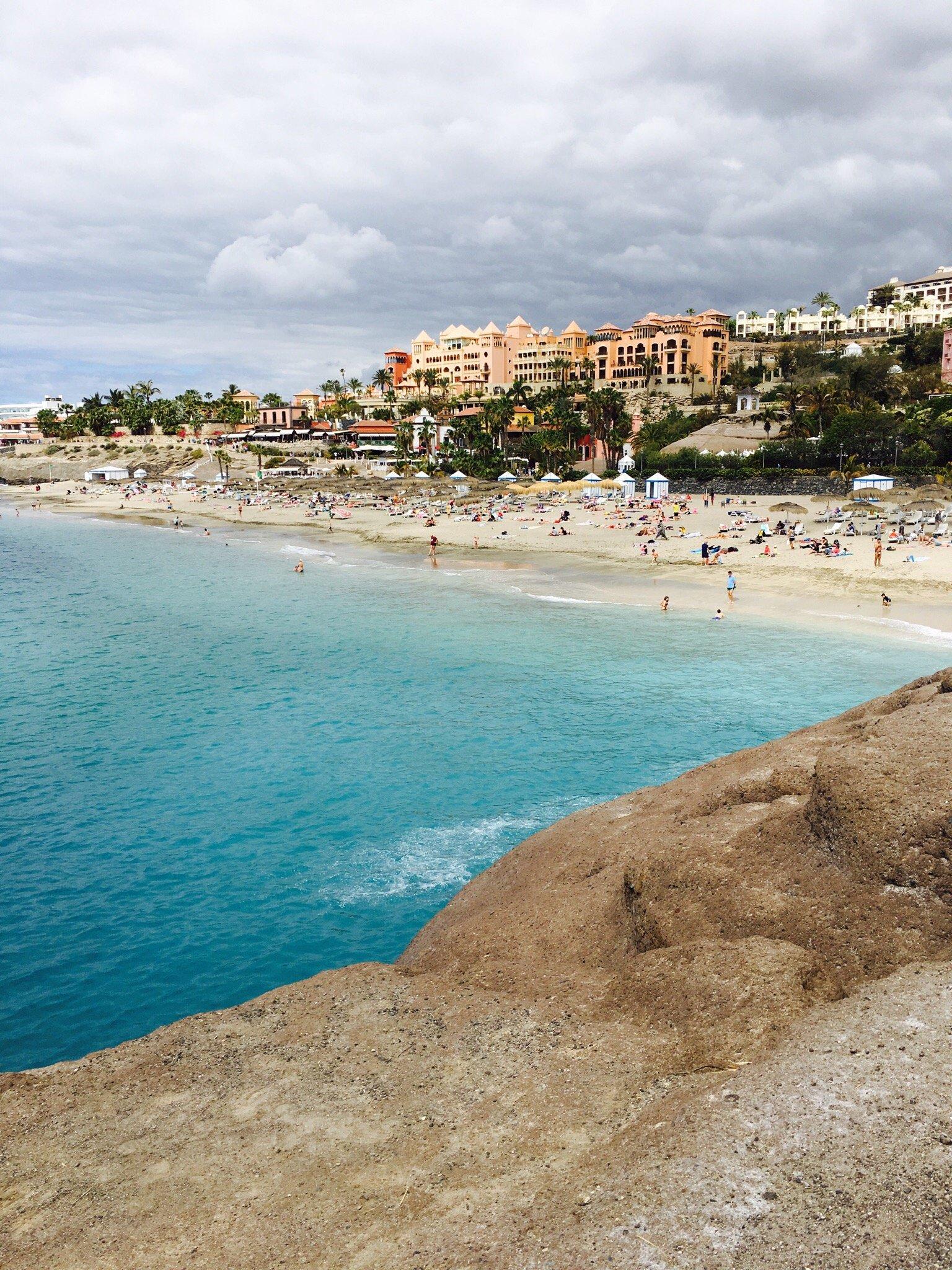 Ecco le 10 spiagge pi belle e famose di tenerife for Negozi di arredamento a tenerife