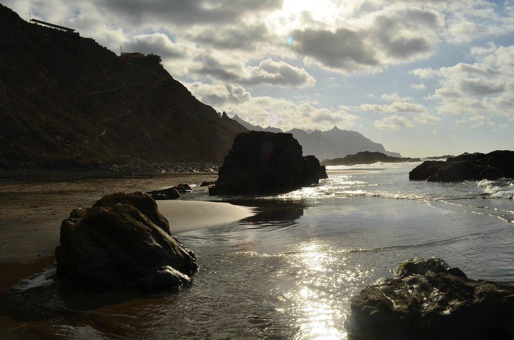 Ecco le 10 spiagge più belle e famose di Tenerife - Fotogallery  Diario di T...