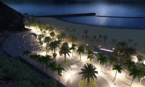 Ecco come diventerà Playa de Las Teresitas: semplicemente spettacolare!