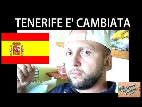 """""""Dopo 4 anni di vita a Tenerife ho deciso di tornare a casa: ecco perché"""""""