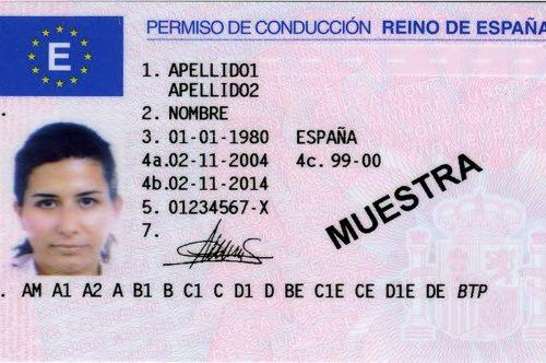 Cambiare la patente italiana con quella spagnola è un calvario