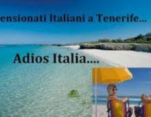Intervista a Carlo e Nadia, coppia di pensionati che si è trasferita a Tenerife