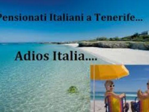Trasferire la pensione a Tenerife: attenzione a chi vi affidate