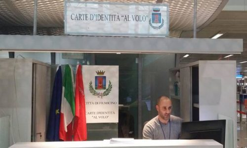 In 4 aeroporti italiani è possibile fare la carta di identità immediatamente