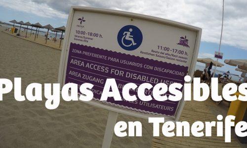 Tenerife ha poche barriere architettoniche: il rispetto per disabili e anziani