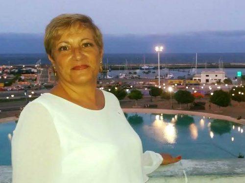 Intervista ad Antonina del periodico italiano Vivi Tenerife