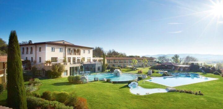 Adler Bagno Vignoni Spa Resort Thermae