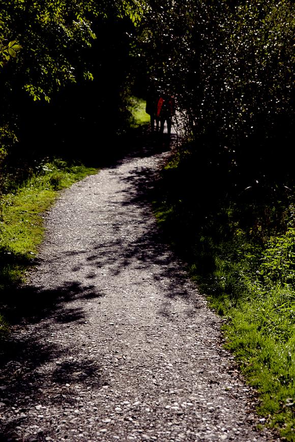 Il percorso (foto Paolo Bergomi)