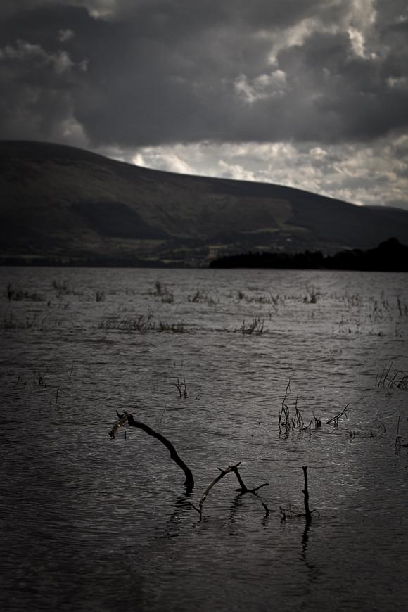 Il lago, affascinante quanto misterioso (foto Paolo Bergomi)