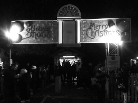 Mercatini di Natale 2014, Dublino, Ingresso