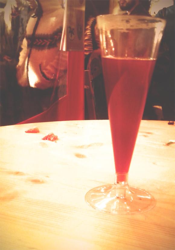 Mulled Wine al Brandy, Mercatini di Natale 2014 a Dublino