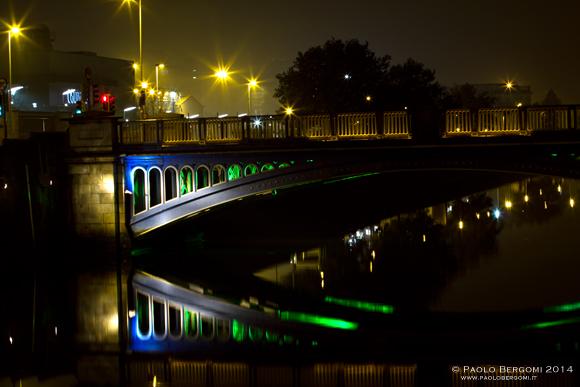 Ponte nei pressi di Smithfield (foto Paolo Bergomi)