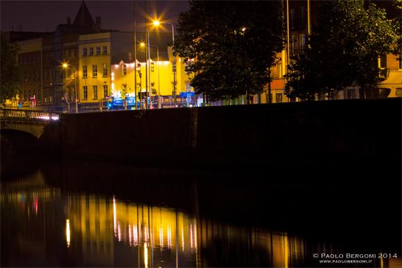 lato sud ad Ushers Quay(foto Paolo Bergomi)