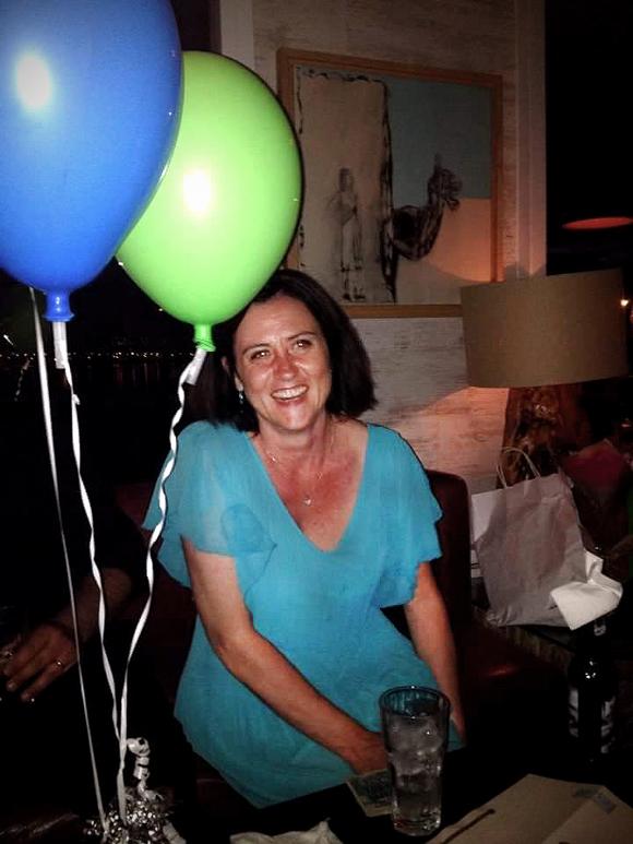 Simona si considera contenta di vivere a Dublino