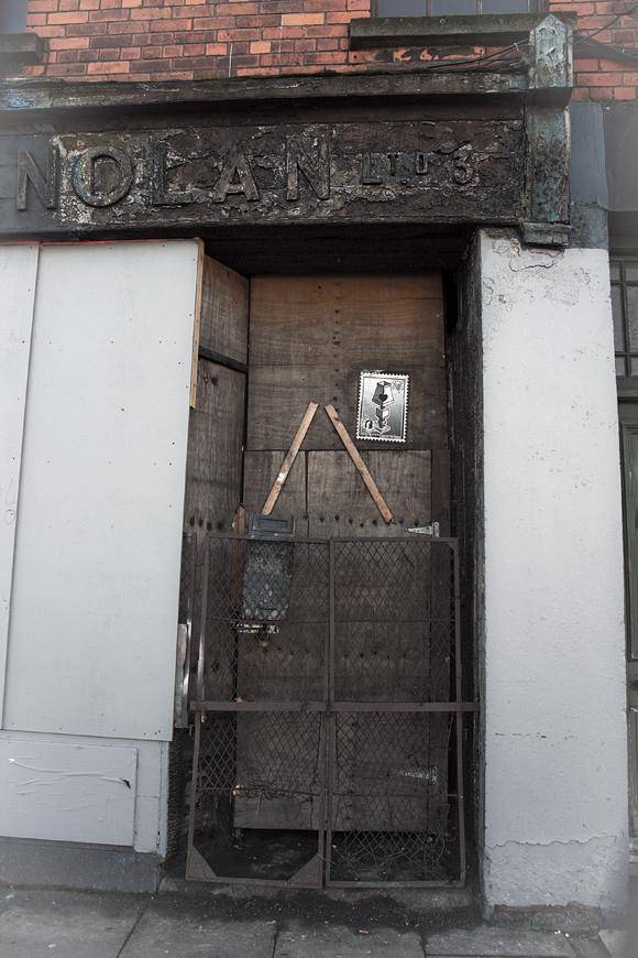Chissà cosa ci sarà al di là di quella porta?