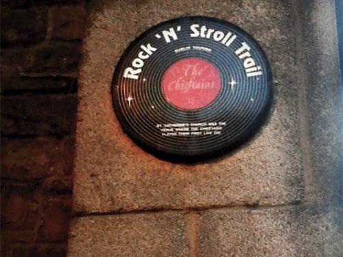 """Il """"Rock and Stroll"""" trail a Dublino"""