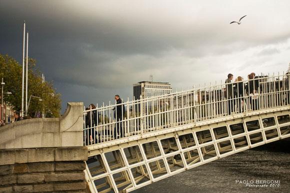 Dublino, Half Penny Bridge, 2010