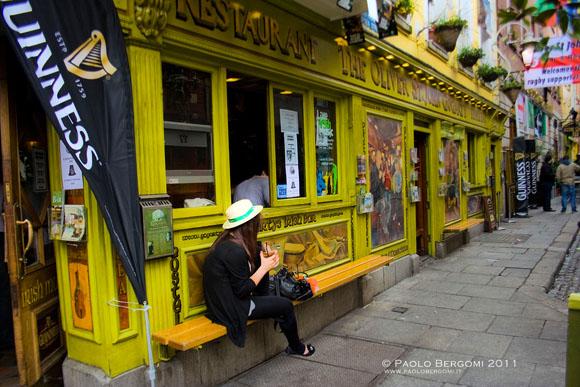 Dublino, Temple Bar, 2011